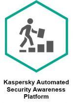 Kaspersky Automated Security Awareness Platform. 50-99 User 1 year Renewal