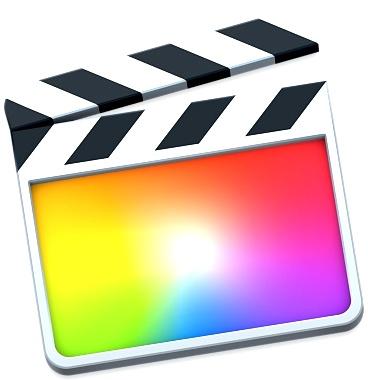 Программа Apple Final Cut Pro X D6109ZM/A Single Unit License