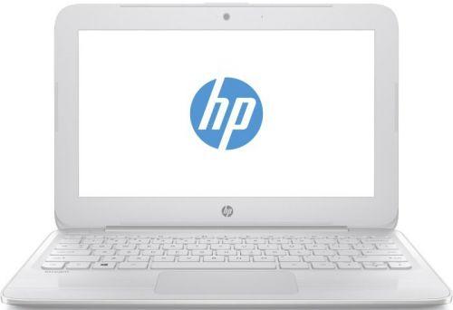 """Hewlett-Packard Ноутбук HP Stream 11-y010ur 2EQ24EA N3060/2Gb/SSD32Gb/Intel HD Graphics 400/11,6"""" HD (1366x768)/Windows 10 64/white/WiFi/BT/Cam"""