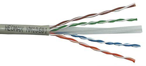 NeoMax Кабель витая пара UTP 6 кат. 4 пары Neomax NM10601