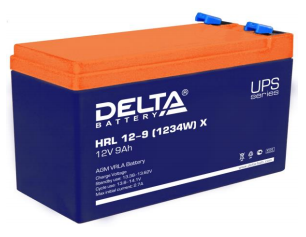 Delta HRL 12-9 X