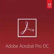 Adobe Acrobat Pro DC for teams 12 мес. Level 1 1 - 9 лиц. Education Named license