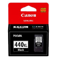 Картридж Canon PG-440XL 5216B001 для PIXMA MG2140/MG3140/MG4140 Чёрный. 600 страниц.