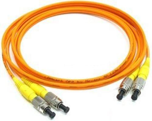 Кабель патч-корд волоконно-оптический Vimcom FC-FC duplex 50/125 3m