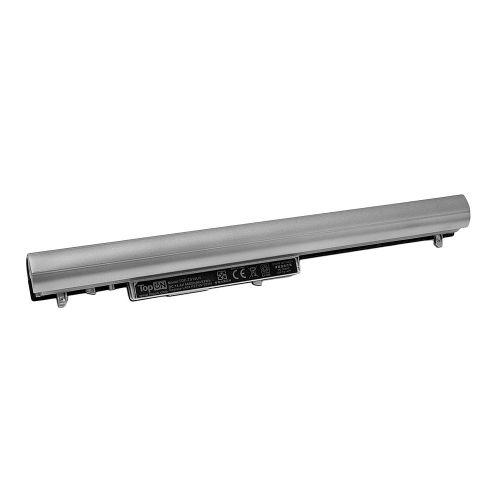 Аккумулятор для ноутбука HP TopOn TOP-TS14LH для моделей TouchSmart G14, 14, 15, 16, ProBook 340 G1, 350 G2 14.4V 4400mAh 63Wh. PN: HSTNN-UB5M, TPN-Q1 аккумулятор для ноутбука hp probook 4230 4230s series 4400мач 11 1v topon top hp4230