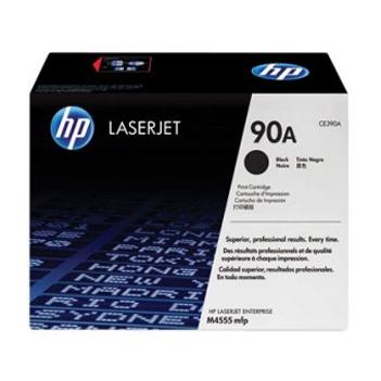 Картридж HP 90A CE390A для принтера LaserJet M4555MFP/M601/M602/M603 черный 10 000 стр