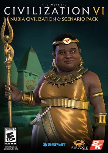 Право на использование (электронный ключ) 2K Games Sid Meiers Civilization VI: Nubia Civilization & Scenario Pack недорого