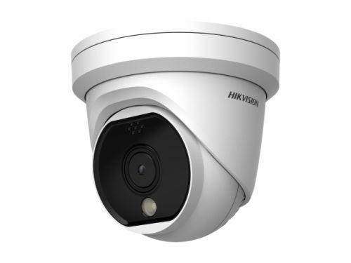 Видеокамера IP HIKVISION DS-2TD1117-6/PA 6.2мм F1.1, 25°/18.7°, обнаружение транспорт/человек: 559/182м, распознавание транспорт/человек: 140/46м, иде