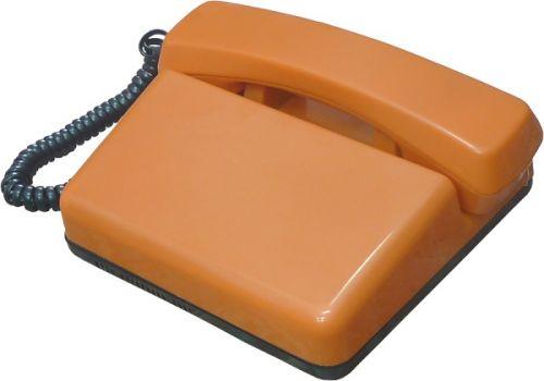 Телефон HostCall Тюльпан-01ЦБ-АН без номеронабирателя; автонабор предварительно запрограммированного номера