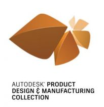 Autodesk Product Design & Manufacturing Collection Commercial Single-user Annual Subscription R