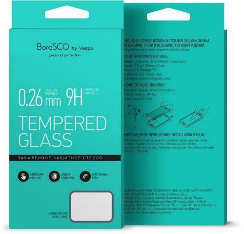 Фото - Защитное стекло BoraSco 13942 гибридное Flex Glass VSP 0,26 мм для Xiaomi Redmi Note 3 защитное стекло borasco 19934 гибридное flex glass vsp 0 26 мм для xiaomi mi 4i4c
