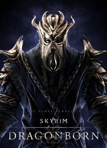 Электронный код Bethesda The Elder Scrolls V : Skyrim - DragonBorn