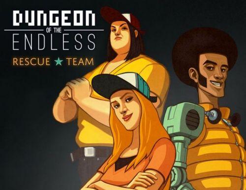 Фото - Право на использование (электронный ключ) SEGA Dungeon of the Endless - Rescue Team rescue team