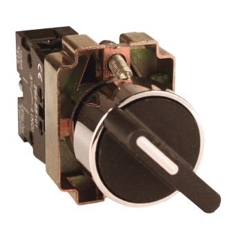 Переключатель EKF xb2-bd33 BD-33 3P короткая рукоятка 2NO