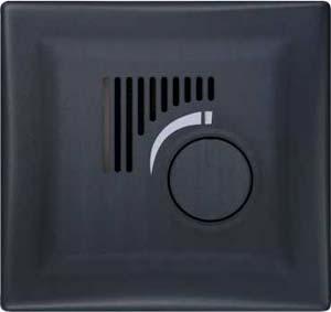 Термостат Schneider Electric SDN6001170 Sedna с режимом охлаждения 10А (графит)