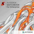 Autodesk SketchBook - For Enterprise 2019 New Multi-user ELD 3-Year