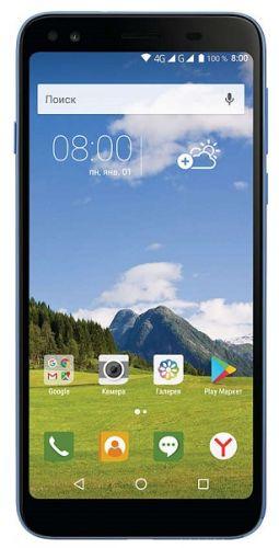 S395 Light Blue Смартфон Philips S395 Light Blue S395_Light_Blue