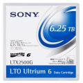 Sony Ultrium LTO6, 6,25TB (3 Tb native), bar code label