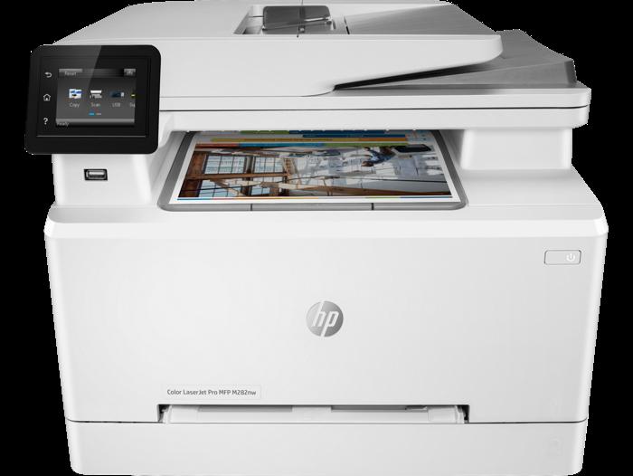 HP Color LaserJet Pro M282nw