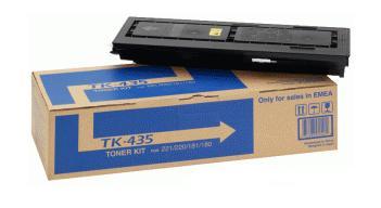 Тонер-картридж Kyocera ТК-435 1T02KH0NL0 для TASKalfa 180/181/220/221 15 000 стр
