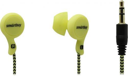Наушники SmartBuy MANGA SBE-1050 желтые