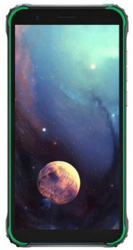 смартфон tecno ca7 ca7 chgl mediatek helio p23 2 0 3gb 32gb 6 1440x720 ips 3g 4g lte gps 13mp 20mp android 8 1 champagne gold Смартфон Blackview BV4900 зеленый, 32GB/3GB, 3G, LTE, OS Android 10.0, Screen 5.7, 720 x 1440, IPS-LCD, Micro SDXC, Микро-USB, 1MicroSD, 2xNano SIM,