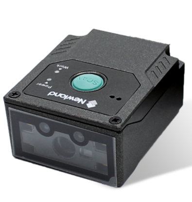Фото - Сканер штрих-кодов Newland FM430 Barracuda 2D CMOS Mega Pixel Fixed Mounted Reader with 2 mtr. USB extension cable. Laser Aimer, white light/IR sensor сканер honeywell hf680 2d white 2 7m usb host cable