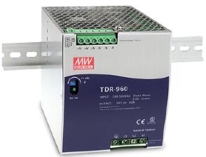 Преобразователь AC-DC сетевой Mean Well TDR-960-24  - купить со скидкой