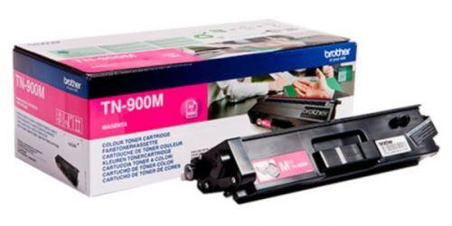 Фото - Тонер-картридж Brother TN-900M для HL-L9200CDWT, MFC-L9550CDWT (6000стр.) пурпурный тонер картридж hp 658a 6000стр пурпурный