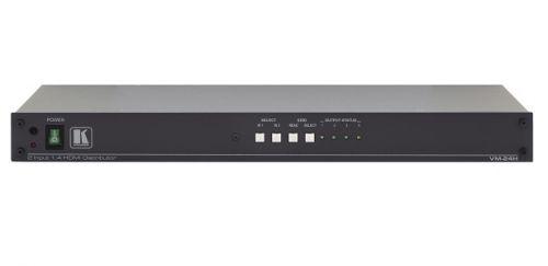 Усилитель-распределитель Kramer VM-24H 11-70240020 1:4 HDMI с коммутатором 2х1