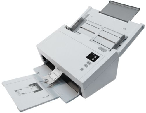 Документ-сканер Avision AD230U 000-0864-07G А4, 40 стр./мин, ADF 80 л, USB 2.0, двусторонний