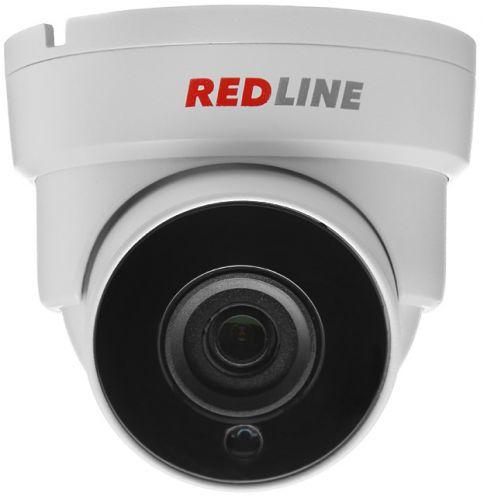 Видеокамера IP REDLINE RL-IP25P-S.FD купольная 5 Мп с микрофоном