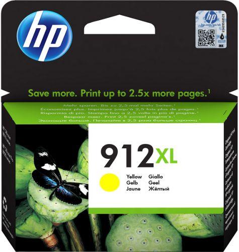 Фото - Картридж HP 912 3YL83AE желтый (825стр.) для HP DJ IA картридж hp cz102ae 650 цветной dj ia 2615 200стр