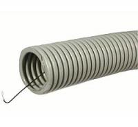 Труба гофрированная Ecoplast 10150 ПВХ легкая, с зондом диам. 50 мм (15м)