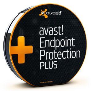 AVAST Software - Право на использование (электронный ключ) AVAST Software avast! Endpoint Protection Plus, 1 year (20-49 users) (EPP-07-020-12)