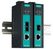 Медиа-конвертер MOXA IMC-21GA-LX-SC Single-Mode 10km, SC