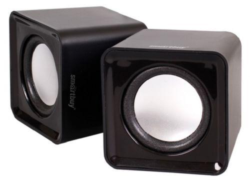 Компьютерная акустика 2.0 SmartBuy Mini SBA-2800 5Вт, USB, черные