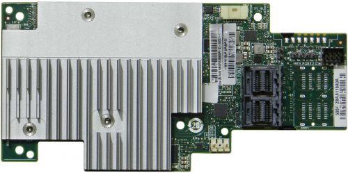 Фото - Контроллер Intel RMSP3CD080F (12Gb/s PCIe/SAS/SATA,4GB,8xInt.Port,Mezzanine card,PCIe3.0,RAID(0,1,10,5,50,6,60) SGL sas sata raid контроллер