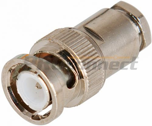 Штекер PROCONNECT 05-3013-4 BNC RG-6 пайка (01-006C) ( упак.100шт)