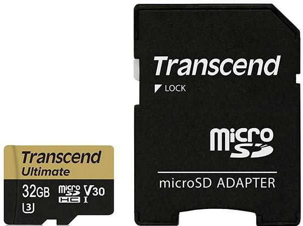Transcend TS32GUSDU3M