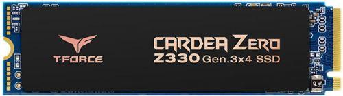 Накопитель SSD M.2 2280 Team Group TM8FP8002T0C311 CARDEA ZERO Z330 2TB PCIe Gen3x4 with NVMe 3D TLC 2100/1600MB/s IOPS 220K/200K MTBF 1.5M RTL
