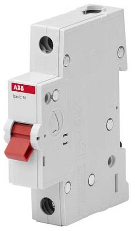 Выключатель нагрузки ABB 2CDD641051R0040 1P 40A BMD51140