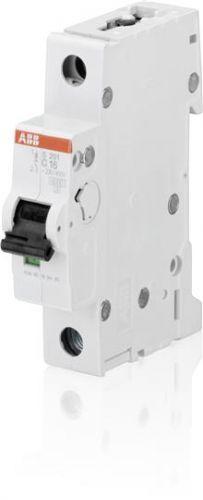 Фото - Автоматический выключатель ABB 2CDS251001R0024 S201 1P 2А (C) 6kA автоматический выключатель abb 2cds251103r0104 s201 1p n 10а с 6ка