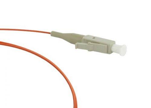 Пигтейл Hyperline FPT9-62-LC-PC-1M FPT-B9-62-LC/PR-1M-LSZH-OR MM 62.5/125, LC, 1 м, LSZH 0 pr на 100