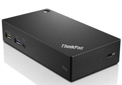 Lenovo Док-станция для ноутбука Lenovo ThinkPad USB 3.0 Pro Dock (40A70045EU)