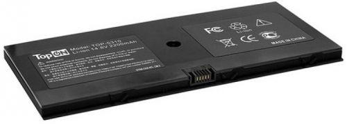 Аккумулятор для ноутбука HP TopOn TOP-5310 для моделей ProBook 5310m, 5320m 14.8V 2200mAh 33Wh. PN: HSTNN-DB0H, FL04 аккумулятор для ноутбука hp probook 4230 4230s series 4400мач 11 1v topon top hp4230