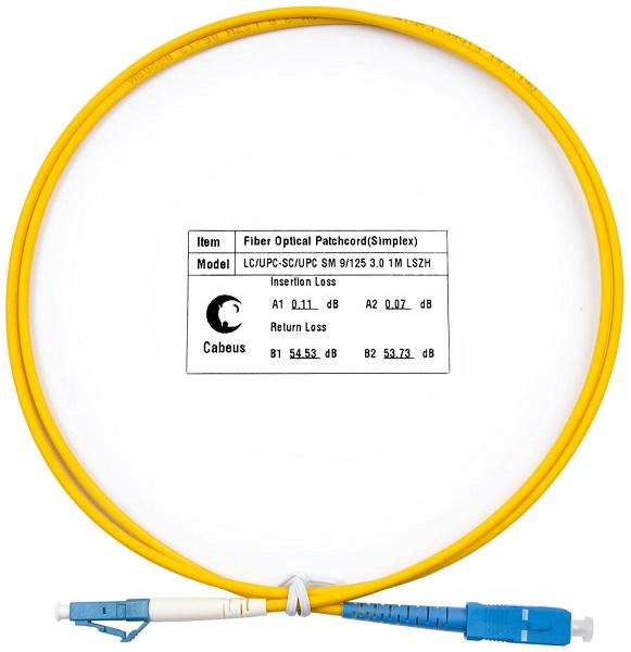 Cabeus FOP(s)-9-LC-SC-1m