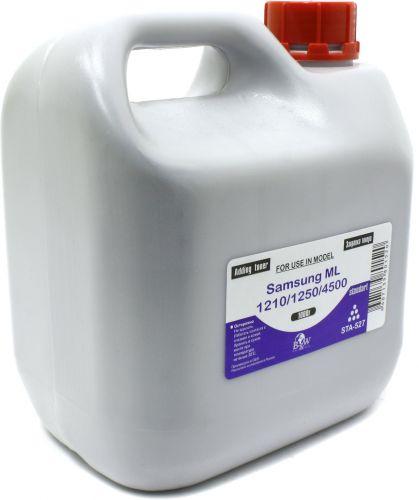Тонер B&W (Black&White) STA-527 Samsung ML-1210/1250/4500 (кан, 1кг) Standart тонер b