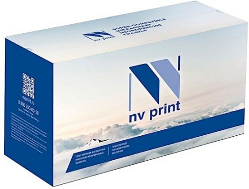 Картридж NVP Q6001A/707C для LaserJet Color 1600/2600n/2605/2605dn/2605dtn/Canon i-SENSYS LBP-5000/5100 (2000k)
