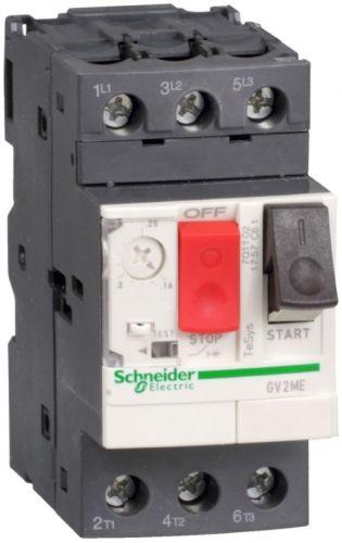 Автоматический выключатель Schneider Electric GV2ME16 с комбинированным расцепителем (9-14А)